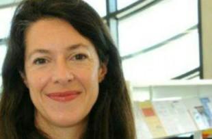Mélanie Villenet-Hamel, présidente de l'ADBDP