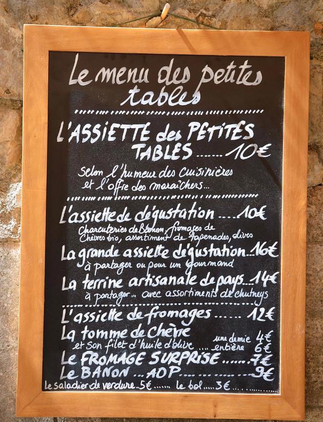 Restaurant de l'Eco-musée de l'Olivier, Volx (Alpes de Haute-Provence), CC BY 2.0