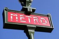 Station de métro ancienne