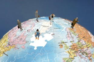 Monde population