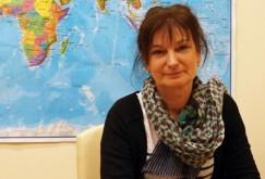 Nathalie Le Denmat, secrétaire exécutive de la commission finances locales de CGLU.