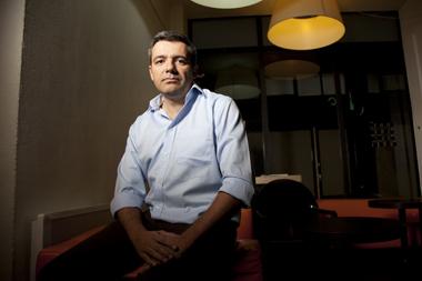 """Charles Népote, directeur du programme """"Réutilisation des données publiques"""" de la FING"""