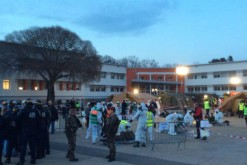 Nimes fan zone attentat simulation