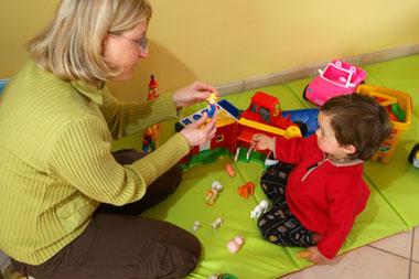 A Nancy, un mode de garde pour aider les parents en horaires décalés