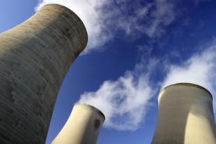 Centrale nucléaire en activité