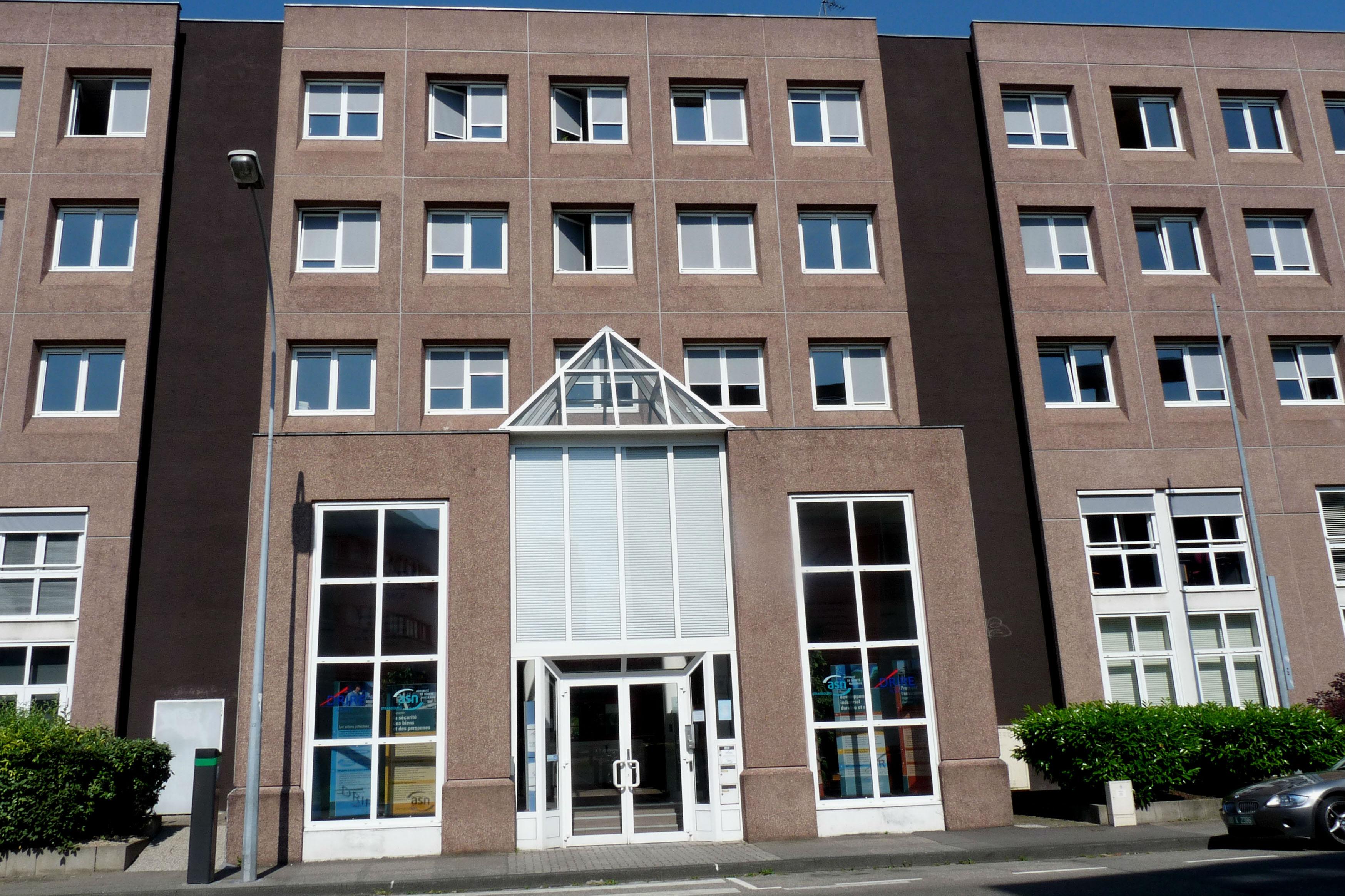 Autorité de sûreté nucléaire, division de Strasbourg
