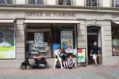 L'office de tourisme de Strasbourg - Flickr CC by Christina from Victoria, Canada