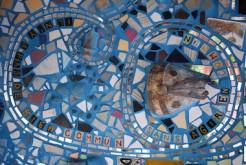 mosaïque avec slogan sur les biens communs