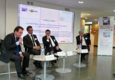 Rencontre d'actualité du Club Finances, le 31 mars 2016, à Nantes.