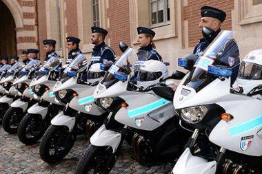 Toulouse va créer la plus grande brigade motorisée de France