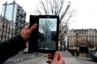 Les tablettes et l'application SIG Arbres sont utilisés depuis le printemps dernier pour surveiller les 200 000 arbres parisiens.
