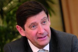 Patrick Kanner, ministre de la Ville, de la jeunesse et des sports