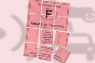 Permis à point, retrait , points