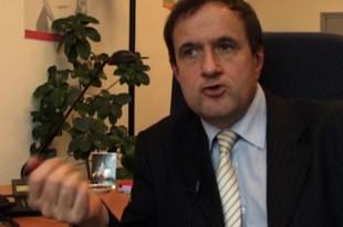 Etienne Petitmengin, directeur général adjoint des services du conseil général du Territoire de Belfort