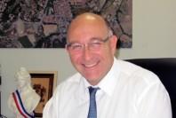 Thierry Bongiorno, maire de Gonfaron