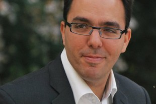 Stéphane Pietrasanta, maire d'Asnières-sur-Seine.
