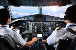 Pilotage d'un avion