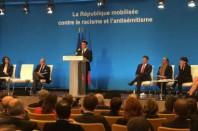 Plan antisemitisme racisme Valls