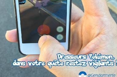 Pokemon Go : le jeu débarque en France, avec des questions de sécurité à la clé…