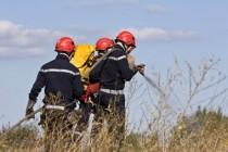 Pompiers incendie