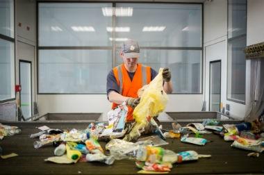 Vente de matières recyclables : une coopération territoriale à grande échelle