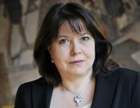 Régine Lange, présidente d'ATMO France.