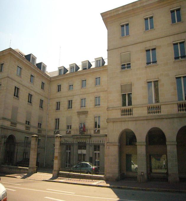 Hôtel de la région Limousin, Lucas D.  CC BY 3.0
