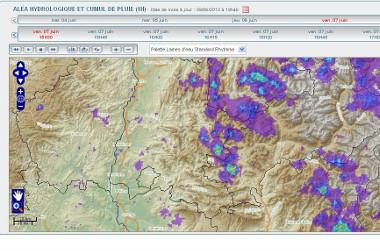 Les Alpes du Sud se dotent d'un outil pour faire face aux inondations en montagne