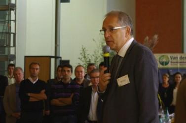 Thibaut Beauté, président de l'association Hortis