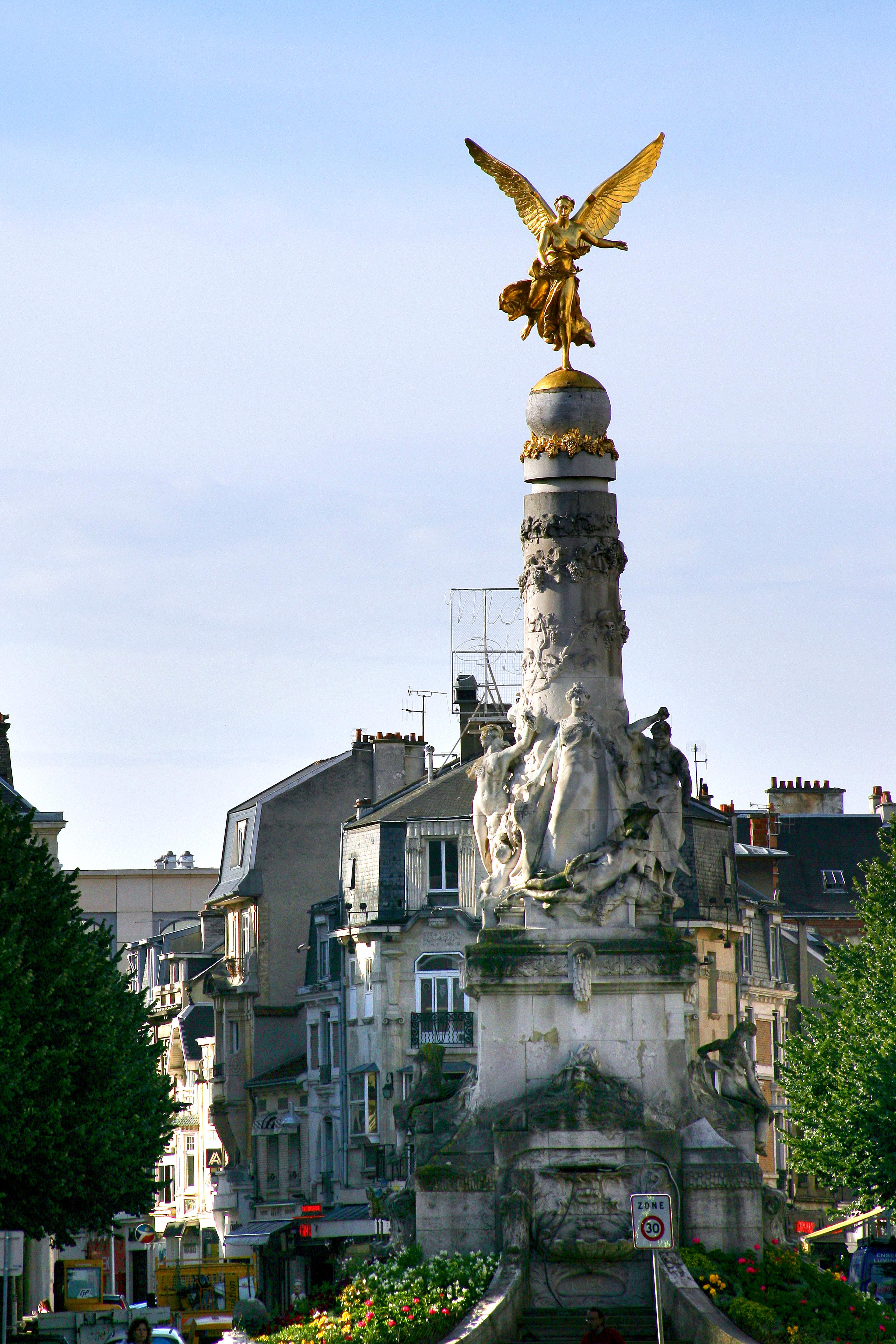 Reims : opération de mécénat en nature et en compétences à grande échelle