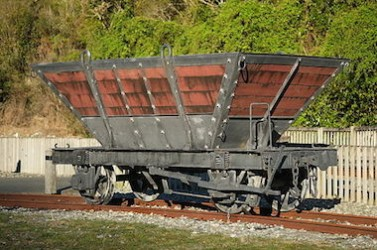 wagon de mine