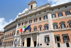 Montecitorio, Camera dei Deputati, Roma