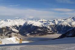 Le domaine skiable de Courchevel