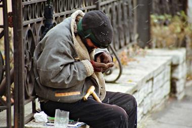 Sans logis, Précarité, SDF, pauvreté