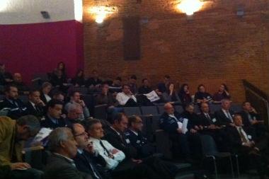 Salle Senechal Toulouse UNE