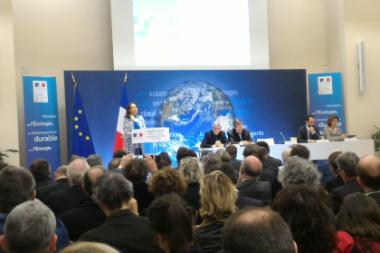 Ségolène Royal, véritable chef d'orchestre des élus de la transition énergétique