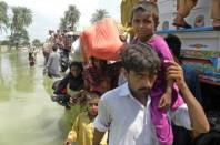 Les inondations, qui ont frappé le nord-ouest, puis le Pendjab, le Sindh et le Baloutchistan, ont affecté 20 millions de personnes
