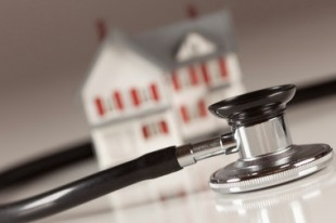 soin a domicile, maison médicalisée