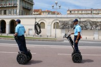 Patrouille police