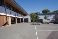 L'école Albert Thomas, à Bordeaux.
