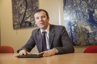 Fabien Tastet, président de l'AATF
