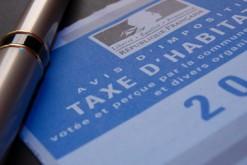 Formulaire taxe d'habitation