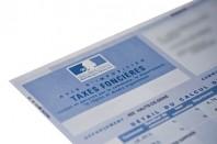 Formulaire taxe foncière