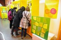 Afin de mieux toucher son public, l'espace Tête à Tête est situé à l'intérieur du... centre commercial Rosny 2.