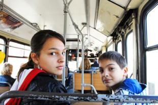 Transports scolaires en bus