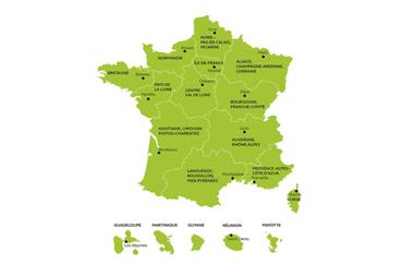 61 nouveaux rapports sur des collectivités dont l'Ile-de-France, Rhône-Alpes, l'Hérault et Marseille