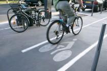 Pistes cyclables en ville