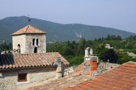 Village , calme