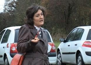 Virginie Thune, chef de projet développement durable à la communauté de communes des Herbiers