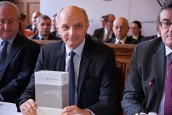 Didier Migaud, le premier président de la Cour des comptes, mercredi 10 février 2016.